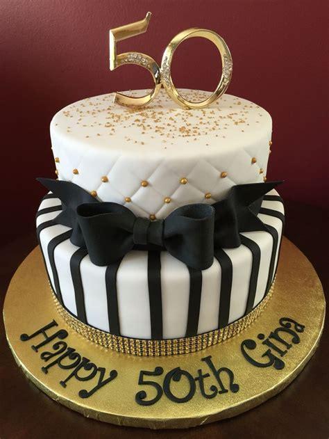 black  gold  birthday cake birthday cakes