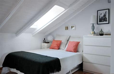 habitaciones abuhardilladas decorar tu casa es