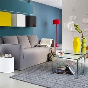 deco salon couleur meilleures images d39inspiration pour With awesome couleur tendance peinture salon 16 tout sur la couleur dans la deco peinture idees
