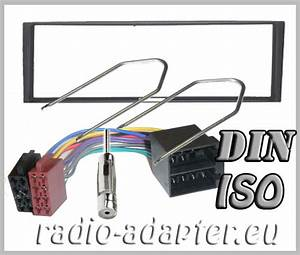 Renault Clio Iii 2005 Onwards Radio Dash Kit Compo  Car