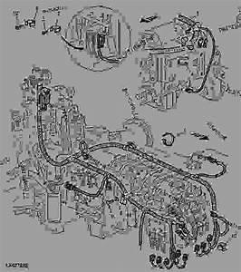 Transmission Harness  For Powrquad U2122 Plus And Autoquad U2122 - Tractor John Deere 7420
