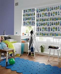 Raffrollo Kinderzimmer Junge : raffrollo kinderzimmer fr hliche stimmung durch tolle ~ A.2002-acura-tl-radio.info Haus und Dekorationen
