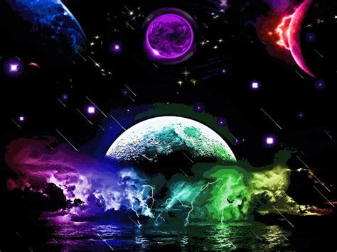 Animated Space Desktop Wallpaper - moving futuristic wallpapers wallpapersafari