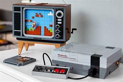 Nintendo Lego Nes Mario Entertainment System Bros