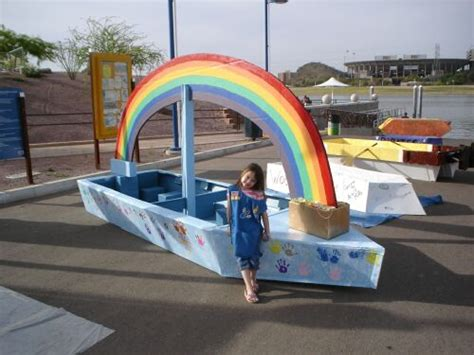 Cardboard Boat Project High School by Cardboard Boat Media Event Race 2006