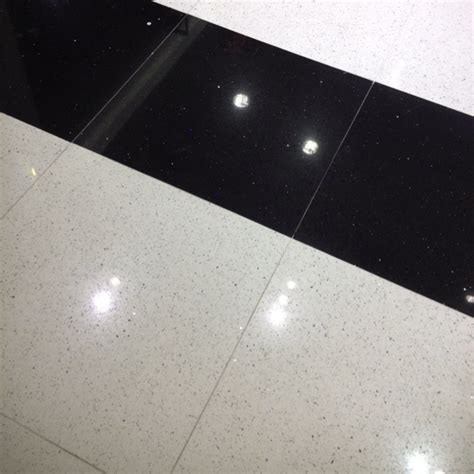 sparkle quartz floor tile flooring