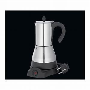 Espressokocher Edelstahl Elektrisch : cilio espressokocher lisboa elektrisch f r 4 tassen ~ Watch28wear.com Haus und Dekorationen