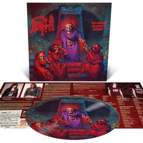 Death Scream Bloody Gore Reissue 12 Relapse Records