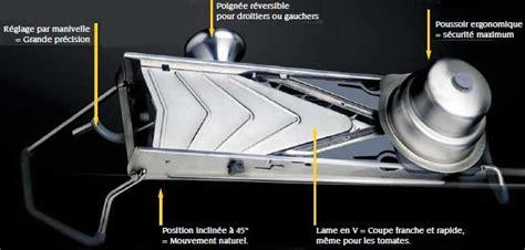 mandoline cuisine professionnelle de buyer pro v 2010 30 mandoline pro v7 lames amazon fr