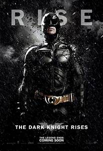 THE DARK KNIGHT RISES Character Posters | Collider