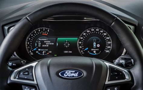 Ford Mondeo Interni by Ford Mondeo Sw Foto Panoramauto