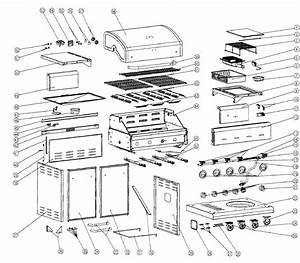 Kenmore Gas Grill Parts