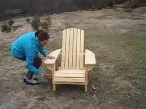 chaise pliante en bois chaise adirondack pliante