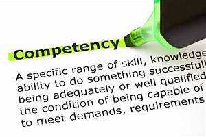 Who Is a Compet... Competent Definition