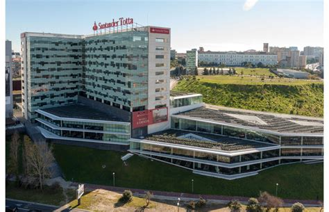 Sede Santander sede do santander totta inaugurada ap 243 s investimento