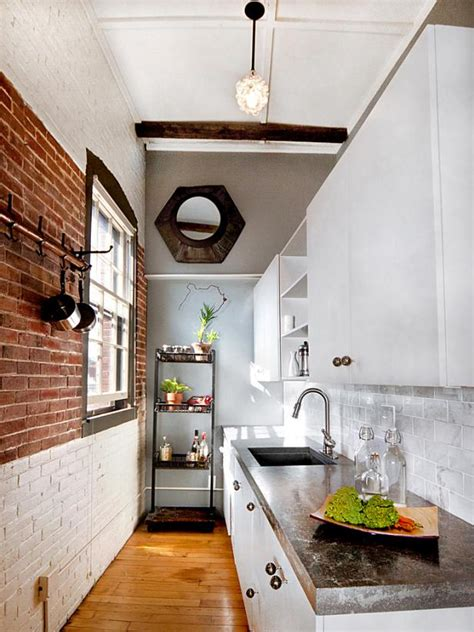 Very Small Kitchen Ideas Pictures & Tips From Hgtv Hgtv