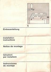 Thesamba Com    Vw Type 3 Tachometer Installation Instructions