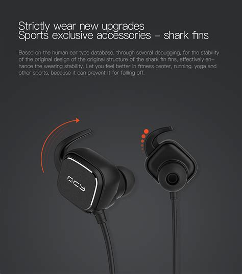 qcy qy12 bluetooth sports earbuds with mic gearvita