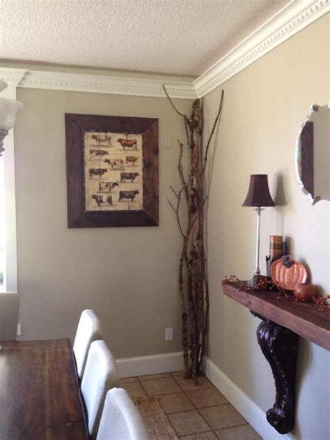 wall color behr castle path color matched by miller