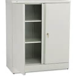 basyx easy to assemble storage cabinet walmart com