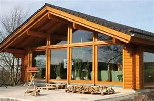 Chalet En Bois Pas Cher D Occasion : construction bois var 83 chalet bois maison bois var var 83 ~ Melissatoandfro.com Idées de Décoration