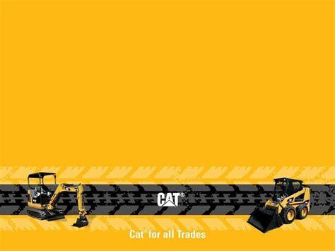 Background Caterpillar Logo Wallpaper by Caterpillar Equipment Wallpapers Wallpaper Cave