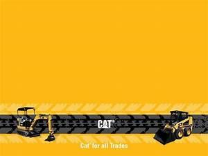 Caterpillar Equipment Wallpapers - Wallpaper Cave
