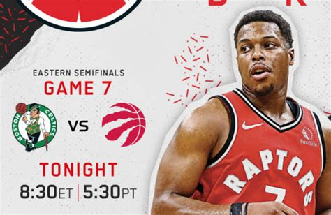 Raptors vs Celtics Game 7 Live Stream: How to Watch Online ...