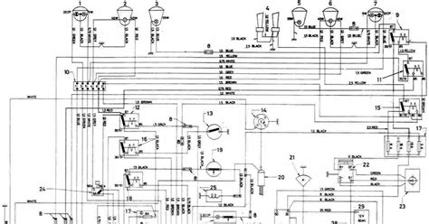 Volvo Complete Electrical Wiring Diagram All About