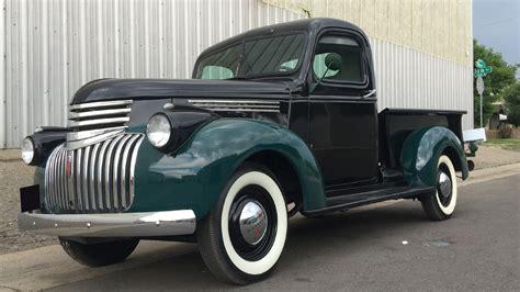 Chevrolet Pickup Denver