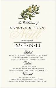 wedding menus ideas google search food pinterest menu With examples of wedding menu cards
