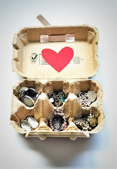 fascinating diy jewelry box ideas