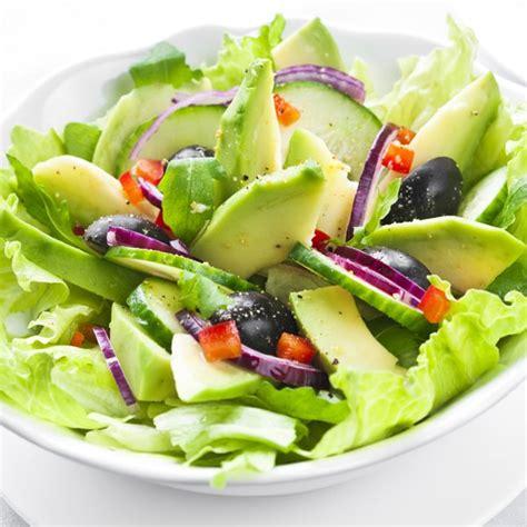idee cuisine rapide avocats en salade magicmaman com