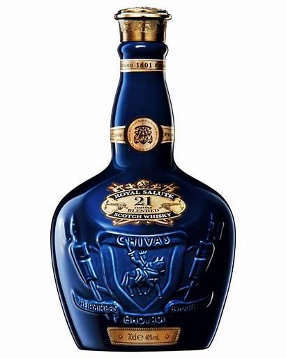 Chivas Salute Regal Royal Spirits Boccaccio