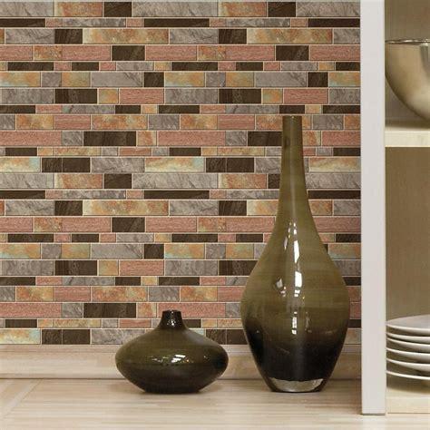 wall tiles kitchen backsplash 4 pack peel and stick decals kitchen bathroom backsplash
