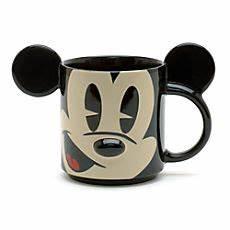 Mickey Mouse Tasse : mug mickey mouse en relief mugs et tasses disney ~ A.2002-acura-tl-radio.info Haus und Dekorationen