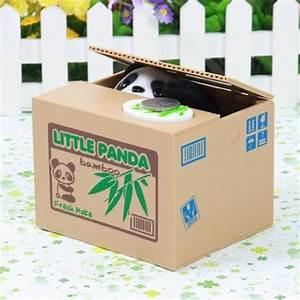 Cadeau Ado 13 Ans : tirelire panda gourmand cadeau maestro ~ Preciouscoupons.com Idées de Décoration