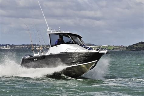 Fishing Boat Reviews Nz by Surtees 5 8 Game Fisher Boat Review The Fishing Website