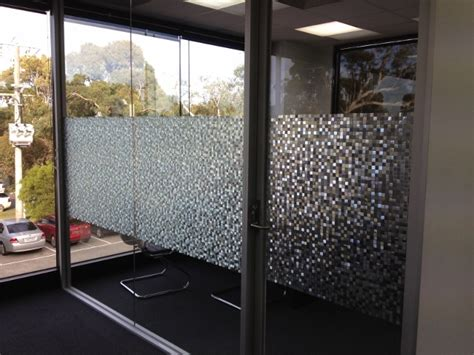 solyx decorative window a unique privacy solution with cut glass mosaic window