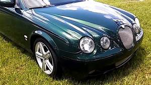Jaguar S Type : 2005 jaguar s type r supercharged youtube ~ Medecine-chirurgie-esthetiques.com Avis de Voitures