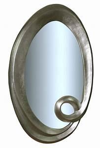 Spiegel Groß Antik : spiegel oval silber modern antik 125x95cm wandspiegel ~ A.2002-acura-tl-radio.info Haus und Dekorationen