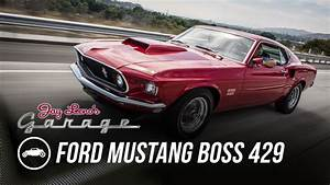 Ford Mustang Boss 429 : 1969 ford mustang boss 429 jay leno 39 s garage youtube ~ Dallasstarsshop.com Idées de Décoration
