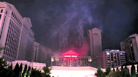 Independence Day Fireworks at Caesars Palace in Las Vegas ...