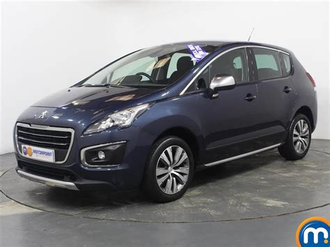 Used Peugeot For Sale by Used Peugeot Cars For Sale Second Nearly New