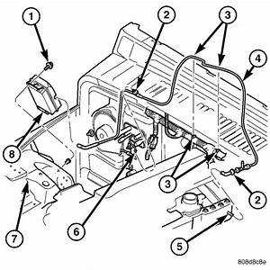 Wrangle  04 Wrangler  Unlimited  4 0 Air Flow From Heater  Ac