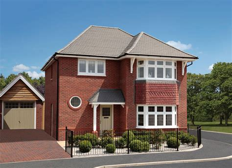 The Sycamores  New 3 & 4 Bedroom Homes In Sherburn In