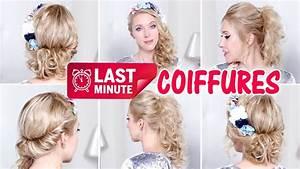 Coiffure Pour Noel : coiffures express pour no l tuto facile et rapide ~ Nature-et-papiers.com Idées de Décoration