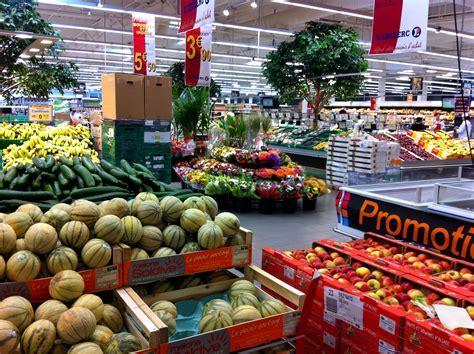 Notre première visite au supermarché   French Moments Blog