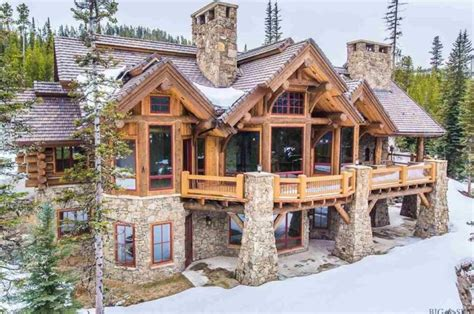 4 bedroom ranch style house plans 8 of the most stunning log cabin homes in america