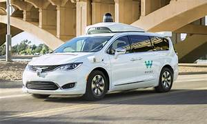 Waymo39s First Commercial Robotaxi Service Launches In Phoenix Today